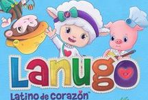 Meet our Lanugo Characters