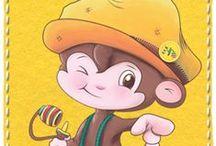Muki Latino Fun & Activity Board / Hispanic traditional games promoted