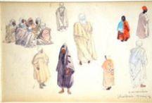 Art Islamique et orientaliste