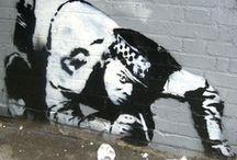 Street art, graffiti / Street art, graffiti