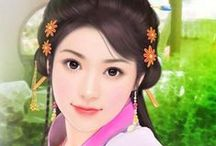 Chinese Beauty Arts / Beautiful Chinese Arts