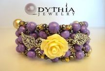 Odythia Jewelry / Jewelry collections by Idalia Robinson.  Available on ODYTHIA JEWELRY store on Etsy - https://www.etsy.com/shop/OdythiaJewelry  Check out her Facebook Page : https://www.facebook.com/Odythia