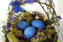 Пасха. Easter. / by Tanya Den