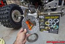 EBC Brakes Technical Articles / Informative and technical articles about EBC Brakes products including brake pads and disc rotors. Instructive help articles on automotive, motorcycle and mountain bike brakes.