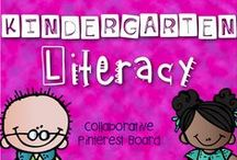 * Kindergarten Literacy * / This is a collaborative board to share crafts, ideas, and resources focused on Kindergarten Common Core Reading and Writing. Feel free to post up to 2 items for sale per day when pinning a 1:1 ratio of sale to free resources to encourage unique content. Otherwise please pin one paid item per day. Thank you for your contributions making our board the best Kindergarten Literacy destination on Pinterest! To join this board please visit my blog at kindergartenboomboom.blogspot.com for instructions.