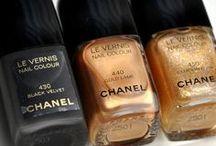 Chanel. nail