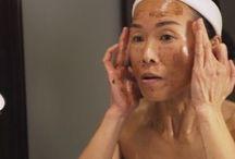 Skin care - peel