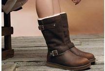 Women's Boots / Fashionable women's boots. From funky booties to winter boots.