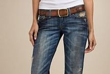 Women's Jeans / Women's jeans from top brands in a variety of styles.