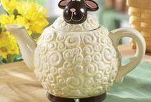 Caffee ~ Tea pots