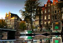I Love Amsterdam / Nice pictures of my home town Amsterdam