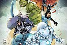 My Works: Marvel