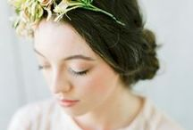 wedding hairstyles / You are lokking for extraordinary hairstyles for your wedding? Get inspired!