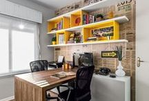 Espaço Plus - Inspirações / Referências criativas de móveis planejados e de decoração.