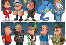 Robin Williams / (1951-2014)
