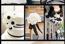 Let's grow old together / (Maybe Mostly Monochrome) Winter Wedding