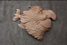 Wood Carvings ~ Faszobrok