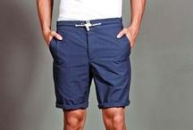 Men's Shorts / Men's shorts.