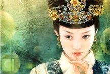 Der Jen / 台湾人画家「徳珍」の世界