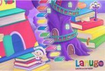 Lanugo Animated Shorts / Amigos: Lo hemos tenido muy calladito, pero ya es hora de ir compartiendo esta súper noticia. Este verano, nuestros Lanuguitos harán su debut en televisión nacional con unos divertidísimos cortos animados.