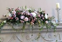 Flowers in Bath's Historic Venues / Our beautifully decorated venues