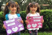 Back to School Boards for Kids Spanish / Back to School Mundo Lanugo Boards in Spanish for Kids
