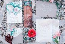 Wedding Stationery - Invitations, Placecards, Menus! Oh My!