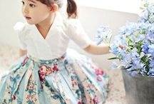 Spring & Summer Fashion For Girls / Siena is going to be three in June. This is all about her!