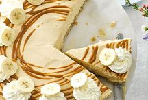 Cheesecakes / A delicious collection of all the very best cheesecakes recipes on Pinterest.
