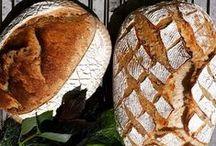 Выпечка. Русский хлеб