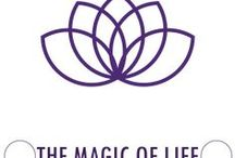 The Magic of Life / Texts by the Holist Therapist Jesse Luís Guelfi about the Magic of Life and how to use this magic to live a happier, more balanced and more abundant life.