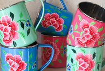 Mugs and Cups / Whether you are a tea-drinker or a coffee-lover you need the perfect mug or cup. Choosing a cute little teacup or a quirky little coffee mug can be hard, there's a lot to choose from. Mugs and cups are a great way to express your personality and keep yourself hydrated!