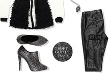 Trends - SOFT GOTHIC / by RESERVED
