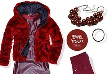 Trends - JEWEL TONES / by RESERVED