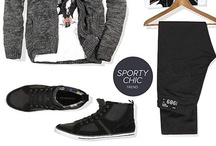 Trends - SPORTY CHIC / by RESERVED
