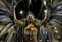 Carnavales del mundo/ World's carnivals / A little panorama of carnival @  the world / by tea & arts