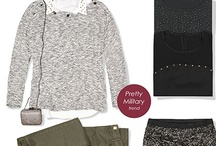 Trends - PRETTY MILITARY / by RESERVED