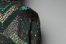 Plastron, Glitter, Nails & Sequins