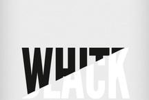 Typography / Amazing use of type design...