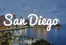 San Diego / Beautiful Photos of San Diego. #SD #SanDiego #Beach #Waves #Sun - We Love SD!