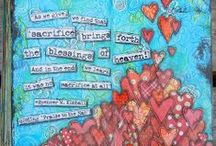 Art journaling / by A vH