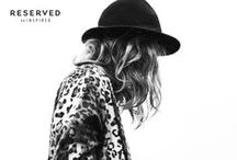 Reserved AW13 Freja Beha Erichsen / AW13 Campaign for Reserved / by RESERVED