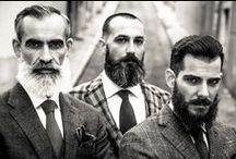 Accessori Barba / Collezione per la cura della barba e dei baffi. Pennelli e creme barba Simpsons, Fulfix,Barbasol