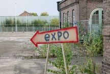 EXPO  / exhibitions by Tom Frencken