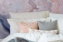 Bedroom Design and Decor / Bedroom Design and Decor Colour Palettes, Ideas of furnishing and decorating