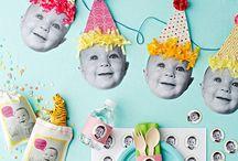 Baby birthday party / Vauvan syntymäpäivä juhlat