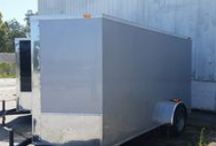6' Wide Models / Here's a sample of the 6' Wide Models Cargo Trailers we have.   VISIT OUR WEBSITE: http://www.ocillaracingllc.com.  Or call our Sales Manager, Tim Cox @ 229-402-6203.