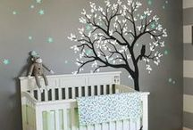 Nursery Design/Decor / Nursery Design Ideas and elements of Decor
