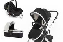 Prams & Pushchairs / Secure and fashionable Tutti Bambini pushchairs and prams that have multi uses.