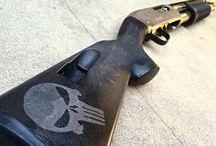 Fanático por armas / Armas em geral